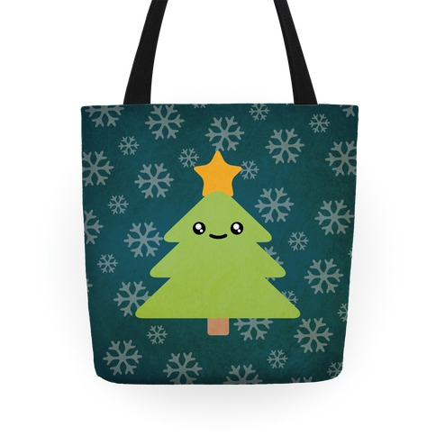 Kawaii Christmas Tote Tote