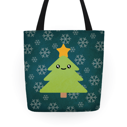 Kawaii Christmas Tote