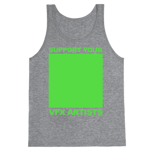 Support You VFX Artists Tank Top
