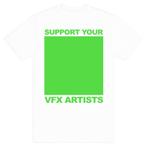 Support You VFX Artists