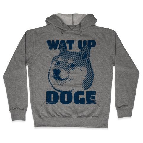 Wat Up Doge Hoo | LookHUMAN Doge Up on