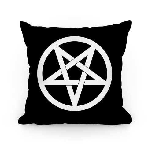 Pentagram Pillow Pillow