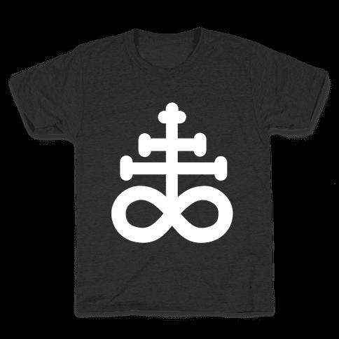 Leviathan Cross Kids T-Shirt