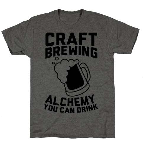 Craft Brewing: Alchemy You Can Drink