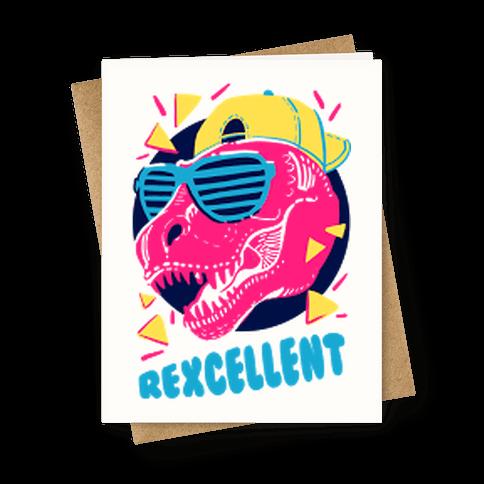 T Rexcellent
