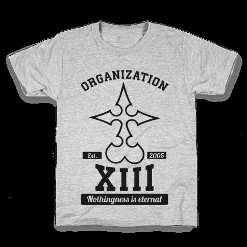 Team Organization XIII Kids T-Shirt