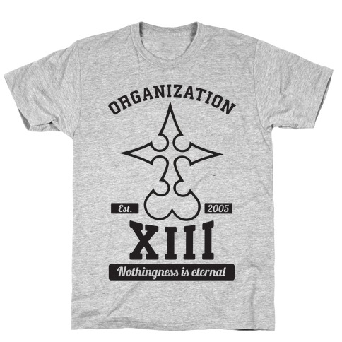 Team Organization XIII T-Shirt