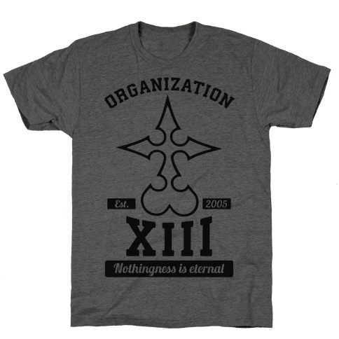 Team Organization XIII Mens T-Shirt
