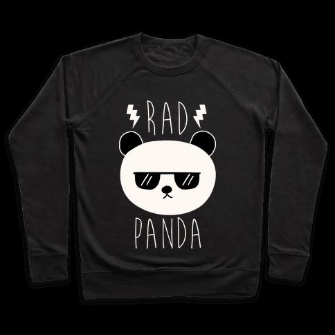 Rad Panda Pullover