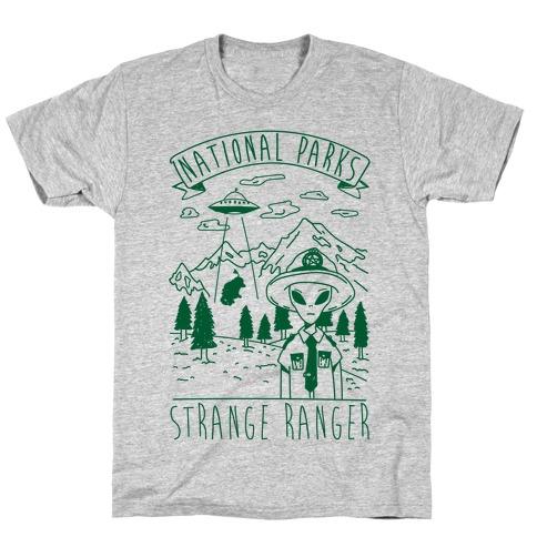 Strange Ranger T-Shirt