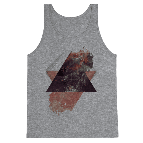 Pioneer Plaque Tank Top