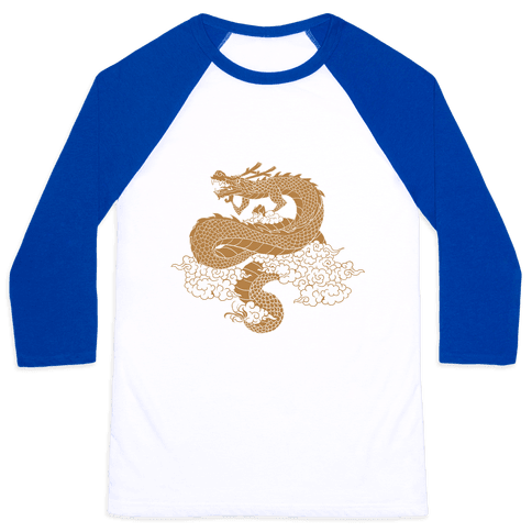 2012 the Year of the Dragon Baseball Tee