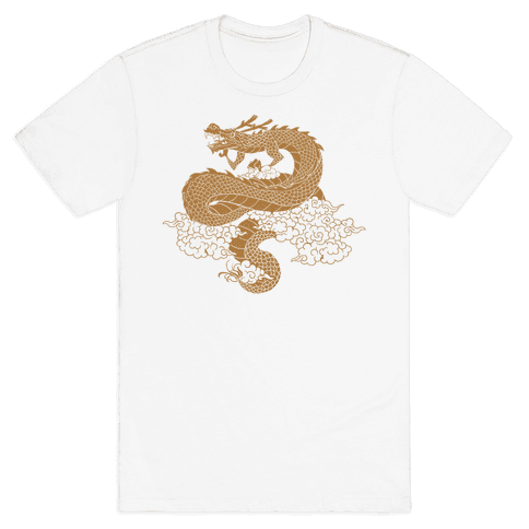2012 the Year of the Dragon Mens T-Shirt