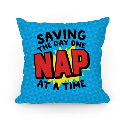 Saving The Day One Nap At A Time