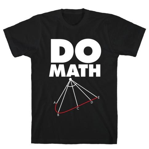 Do Math T-Shirt