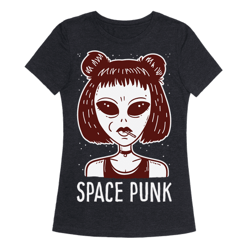 Space Punk Alien
