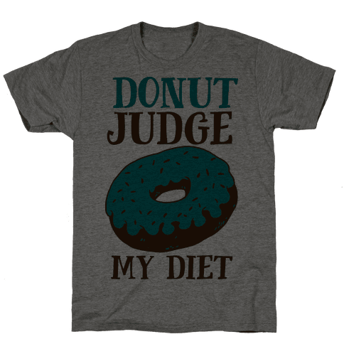 Donut Judge My Diet