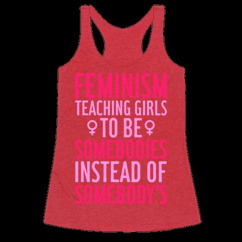 Feminism: Teaching Girls