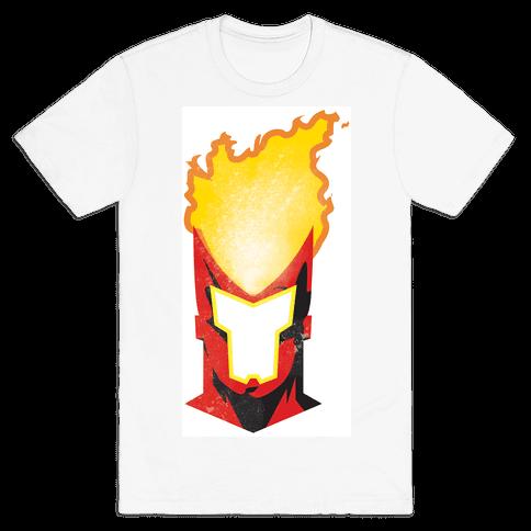 Hot Head Mens T-Shirt