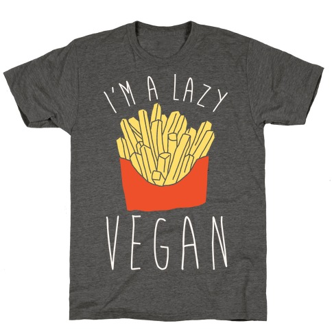 Lazy Vegan T-Shirt