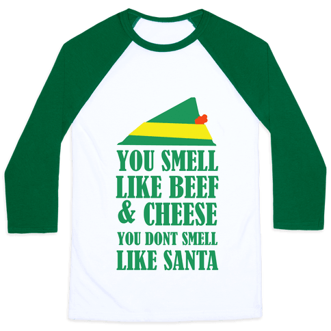 You Don't Smell Like Santa
