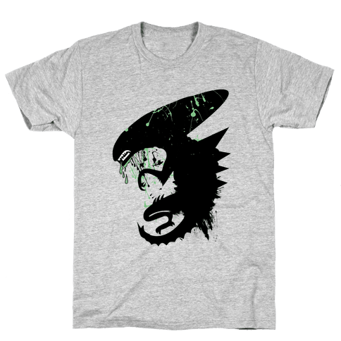 Alien Goos Mens T-Shirt