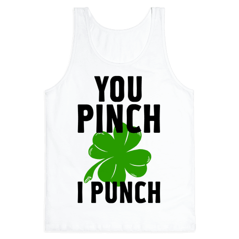 You Pinch. I Punch