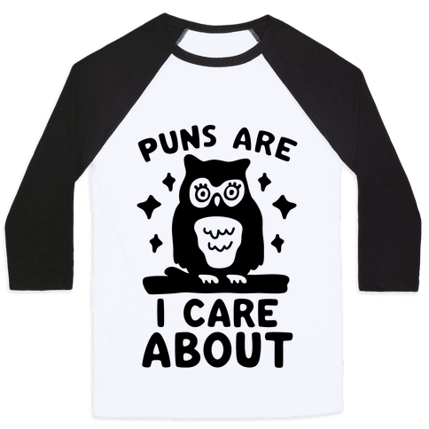 Puns Are Owl Care About