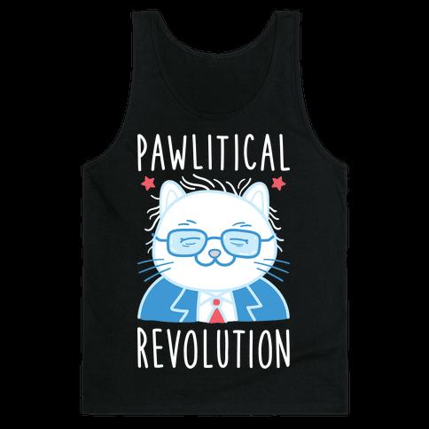 Pawlitical Revolution Tank Top