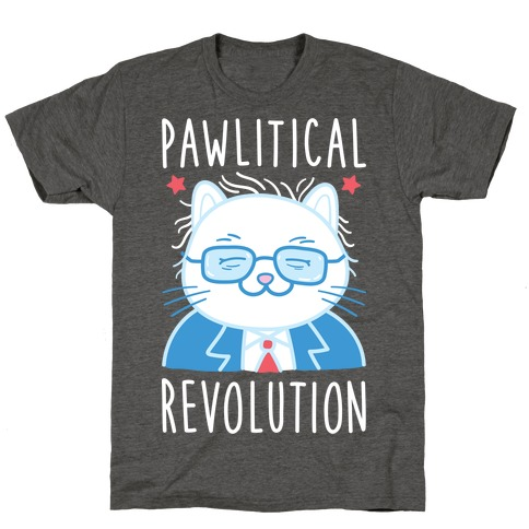 Pawlitical Revolution T-Shirt
