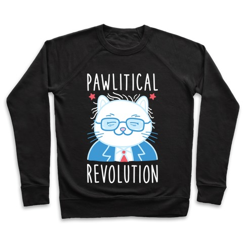 Pawlitical Revolution Pullover