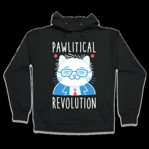 Pawlitical Revolution Hooded Sweatshirt