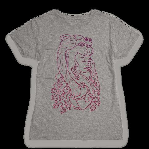 Goldilocks Womens T-Shirt