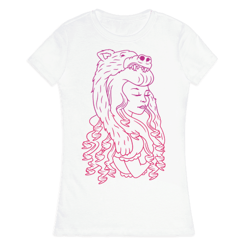 Goldilocks Womens T-Shirt