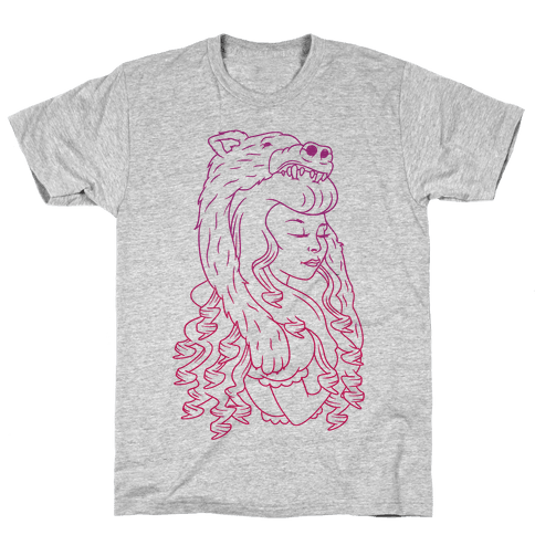 Goldilocks Mens T-Shirt