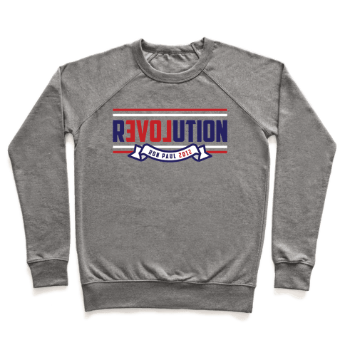 Libertarian American Revolution Pullover