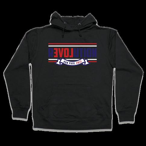Libertarian American Revolution Hooded Sweatshirt
