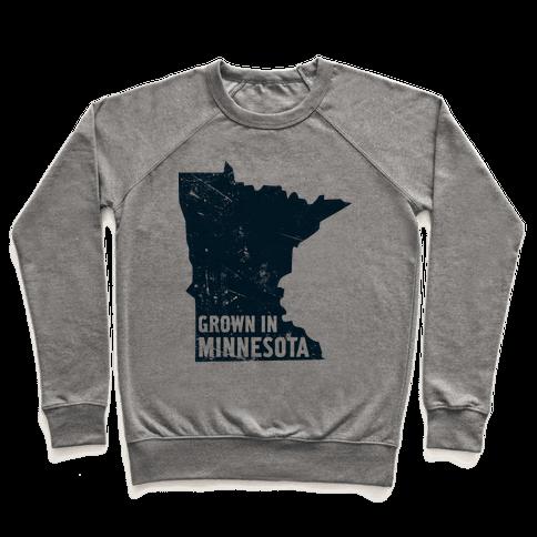 Grown in Minnesota Pullover