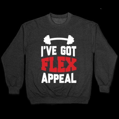 I've Got Flex Appeal Pullover