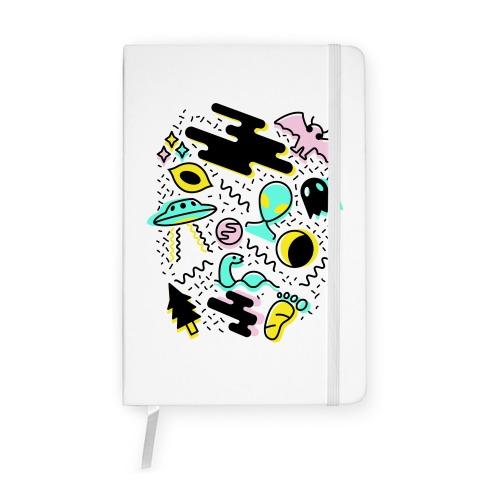 90s Super Naturadical Notebook