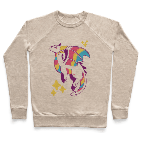 Pan Pride Dragon Pullover