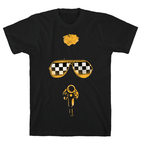 Taxi Driver (Vintage) Mens T-Shirt