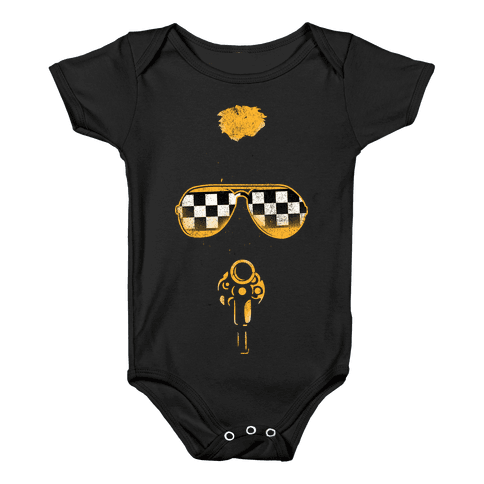 Taxi Driver (Vintage) Baby Onesy