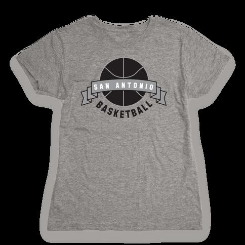 San Antonio  Womens T-Shirt