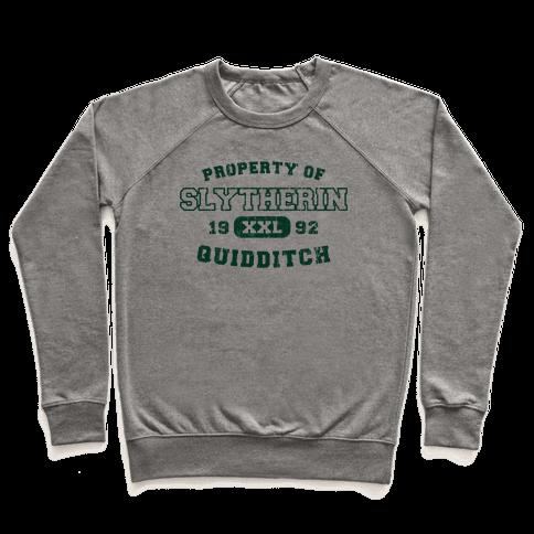 Slytherin Quidditch Athletics Pullover