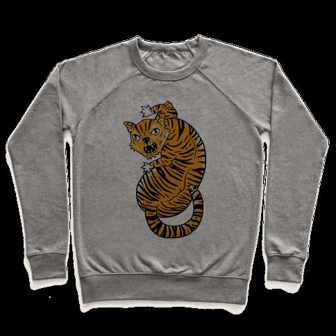 The Ferocious Tiger Pullover