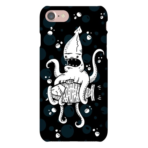 Squid Attack Phone Case