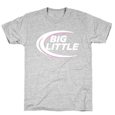 Big Little (Beer Parody Dark) T-Shirt