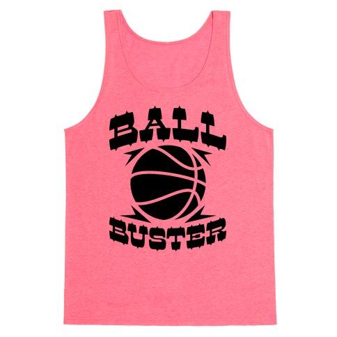 Ball Buster (Basketball) Tank Top