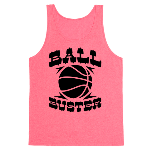 Ball Buster (Basketball) Tank Top
